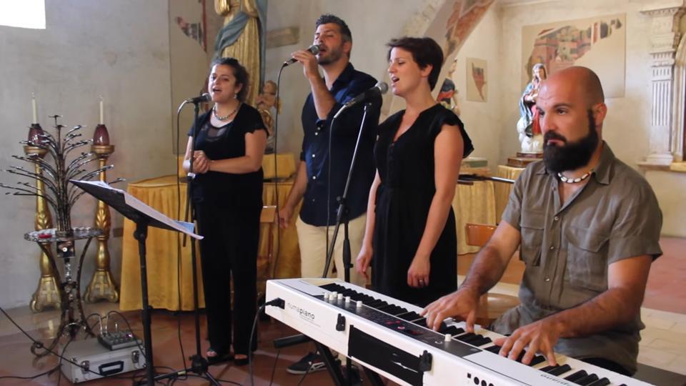 Musica per cerimonie Abruzzo Avezzano
