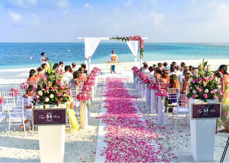 Addobbi e location per il matrimonio