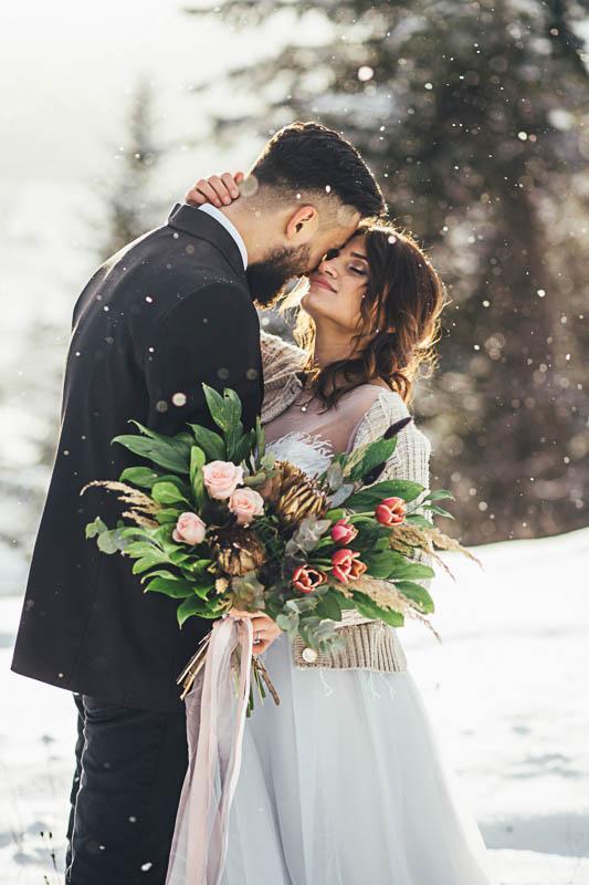Quanto costa il matrimonio invernale?