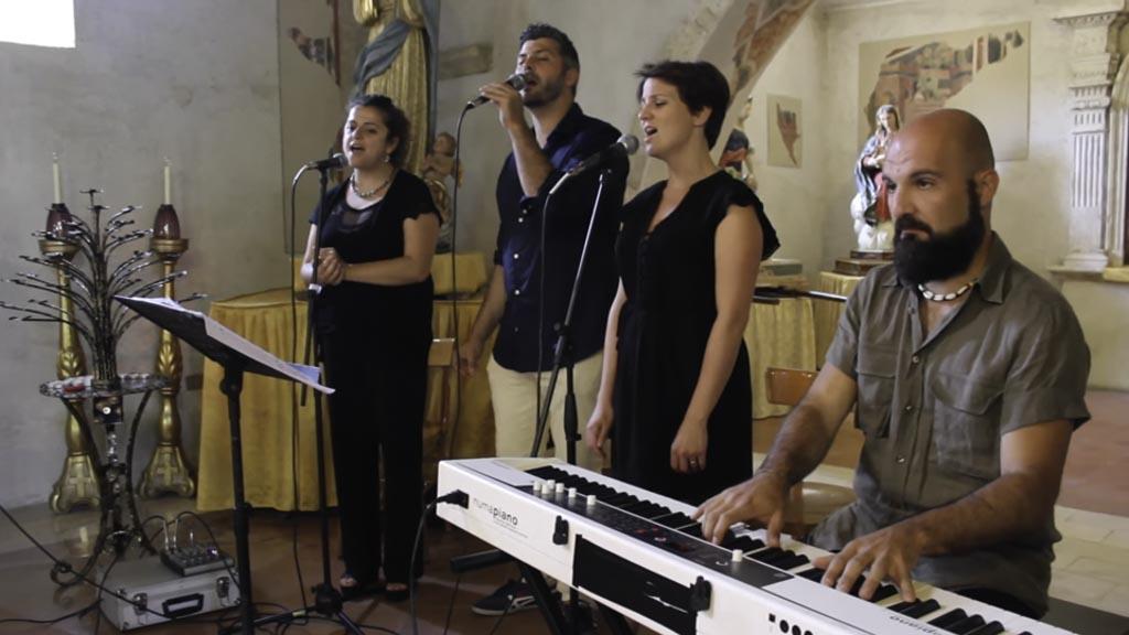Coro gospel per il matrimonio
